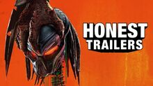 Honest trailer the predator