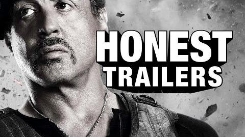 Honest Trailer - The Expendables