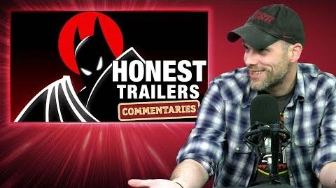 Honest Trailers Commentary - Batman- The Animated Series