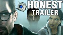 Honest game trailer half-life 3