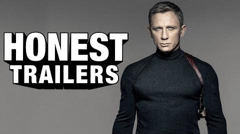Honest Trailer - Spectre