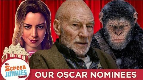 Screen Junkies 2017 Oscar Nominations- Our Academy Awards Picks