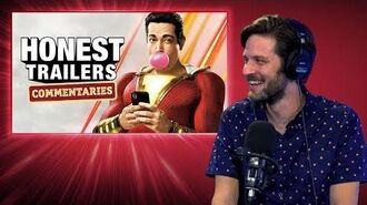 Honest Trailers Commentary - Shazam