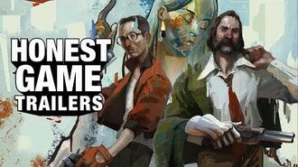 Honest Game Trailers - Disco Elysium