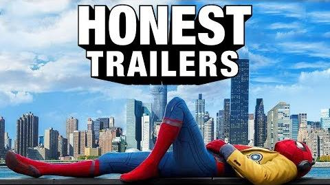 Honest Trailer - Spider-Man: Homecoming