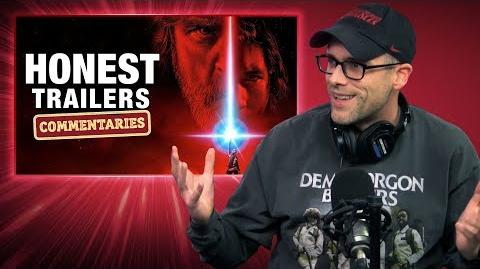 Honest Trailers Commentary - Star Wars- The Last Jedi