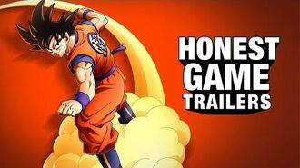 Honest Game Trailers - Dragon Ball Z- Kakarot