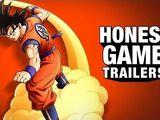 Honest Game Trailers - Dragon Ball Z: Kakarot