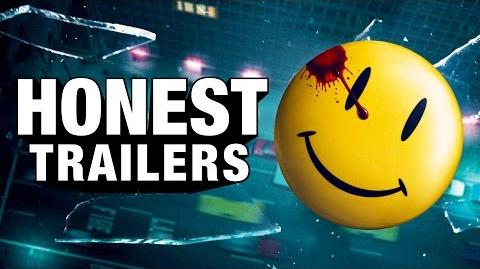 Honest Trailer - Watchmen