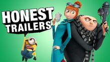 Honest trailer despicable me