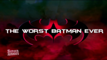 Honest Trailers - Batman & Robin Open Invideo 3-9 screenshot