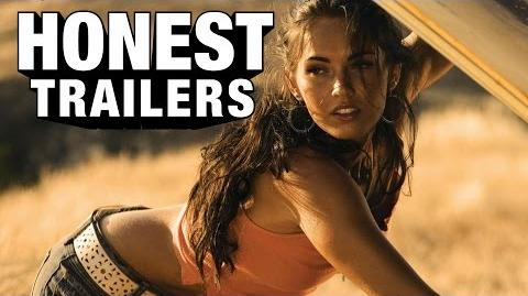 Honest Trailer - Transformers