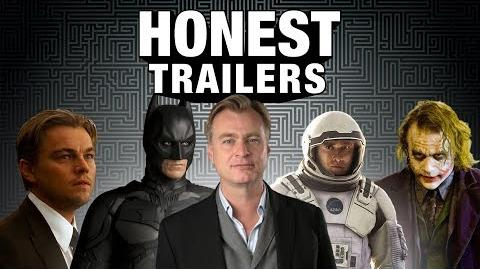 Honest Trailer - Every Christopher Nolan Movie