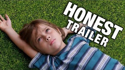 Honest Trailer - Boyhood