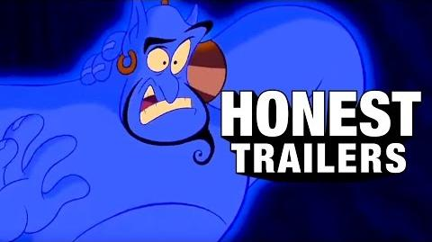 Honest Trailer - Aladdin
