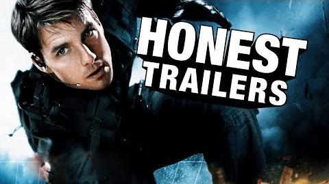 Honest Trailer - Mission: Impossible
