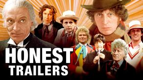 Doctor who classic honest trailer thumbnail