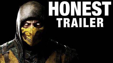 Video - MORTAL KOMBAT X (Honest Game Trailers) | Honest Trailers