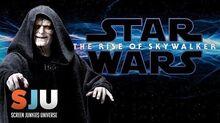 Talkin' Star Wars Episode 9- The Rise of Skywalker Trailer - SJU