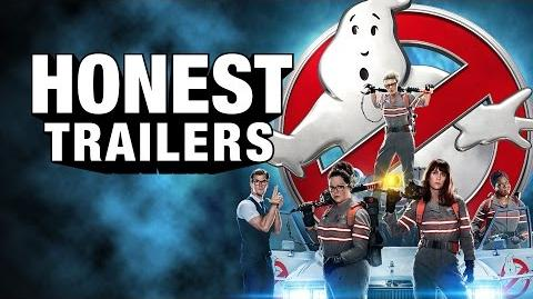 Honest Trailer - Ghostbusters (2016)