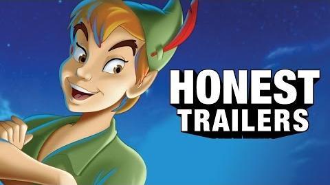 Honest Trailer - Peter Pan (1953)