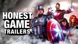 Honest Game Trailers Marvel's Avengers