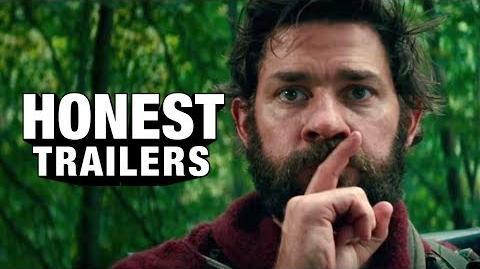 Honest Trailer - A Quiet Place