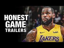 Honest game trailer nba 2k19