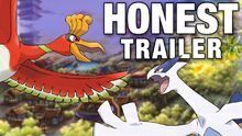 Honest game trailer pokemon gold and silver