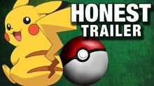 Honest game trailer pokemon red and blue