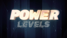 Power levels logo
