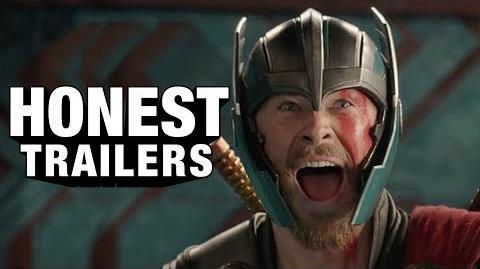 Honest Trailer - Thor: Ragnarok