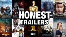 Honest trailer the oscars 2016