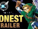 Honest Game Trailers - Zelda: Ocarina of Time