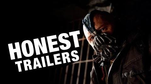 Honest Trailer - The Dark Knight Rises