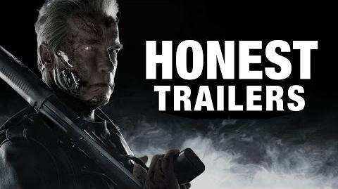 Honest Trailer - Terminator Genisys