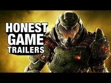 Honest game trailer doom 4