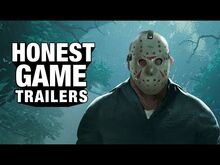 Honest game trailer friday the 13th