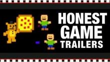 Honest game trailers five nights at freddys pizzeria simulator