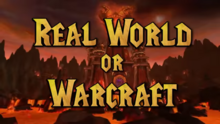 WORLD OF WARCRAFT (Honest Game Trailers) Cannot transcribe this video 3-11 screenshot
