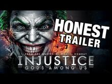 Honest game trailer injustice gods among us