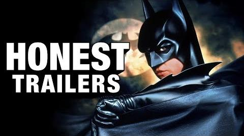 Honest Trailer - Batman Forever