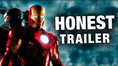 Honest Trailer - Iron Man 2