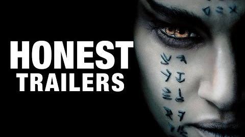 Honest Trailer - The Mummy (2017)