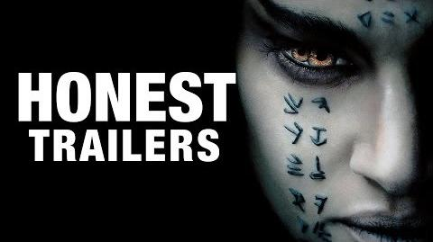 Honest Trailer - The Mummy (2017)