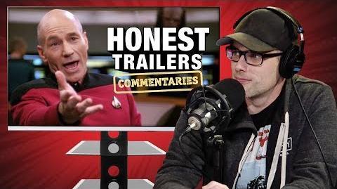 Honest Trailer Commentaries - Star Trek- The Next Generation