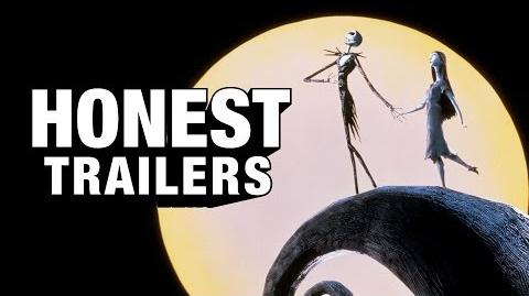 Honest Trailer - The Nightmare Before Christmas