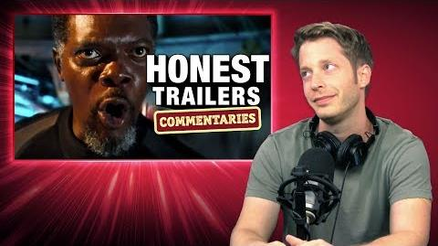 Honest Trailers Commentary - Deep Blue Sea