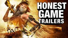Honest game trailer recore