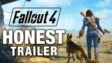 Honest game trailer fallout 4